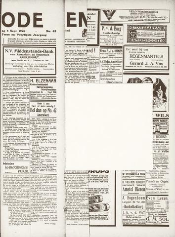De Eembode 1928-09-04