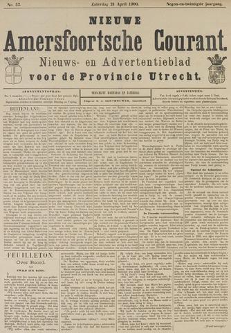 Nieuwe Amersfoortsche Courant 1900-04-21