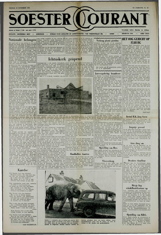 Soester Courant 1964-11-20