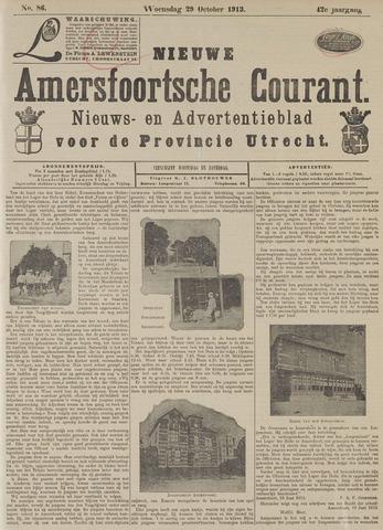 Nieuwe Amersfoortsche Courant 1913-10-29