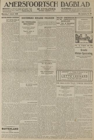 Amersfoortsch Dagblad / De Eemlander 1930-01-08