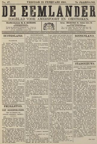 De Eemlander 1910-02-25
