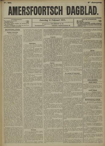 Amersfoortsch Dagblad 1905-02-11