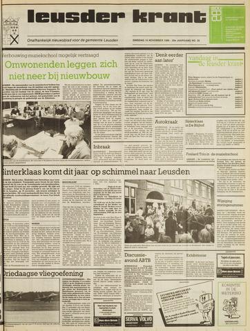 Leusder Krant 1988-11-15