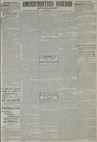 Amersfoortsch Dagblad / De Eemlander 1922-06-14