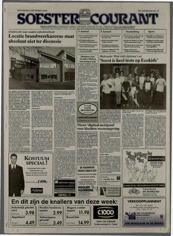 Soester Courant 2000-12-06