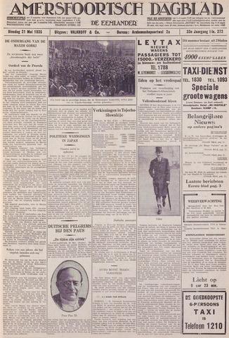 Amersfoortsch Dagblad / De Eemlander 1935-05-21