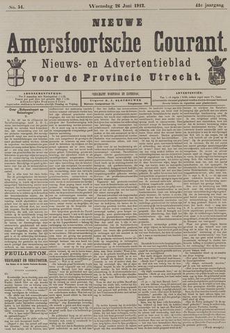 Nieuwe Amersfoortsche Courant 1912-06-26