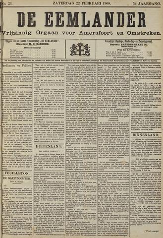 De Eemlander 1908-02-22