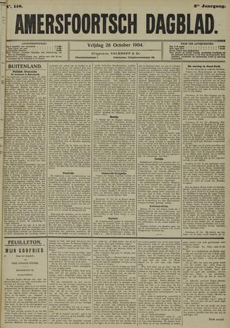 Amersfoortsch Dagblad 1904-10-28
