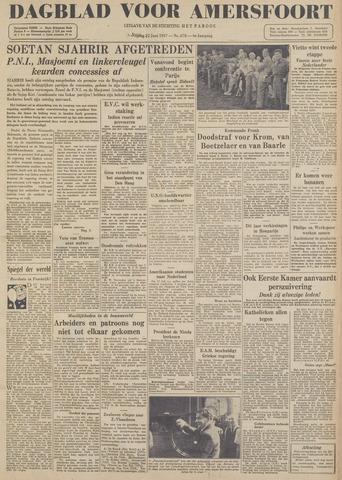 Dagblad voor Amersfoort 1947-06-27