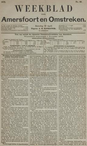 Weekblad voor Amersfoort en Omstreken 1873-04-12