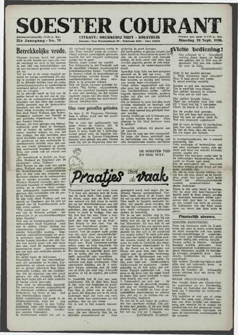 Soester Courant 1946-09-24