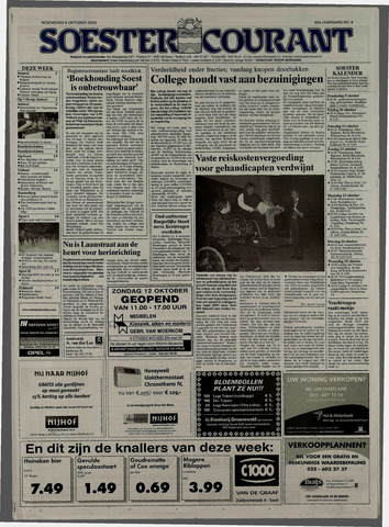 Soester Courant 2003-10-08