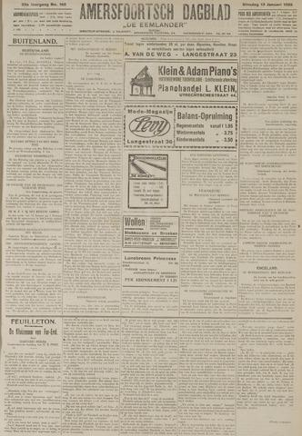 Amersfoortsch Dagblad / De Eemlander 1925-01-13