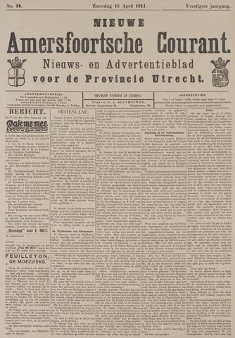 Nieuwe Amersfoortsche Courant 1911-04-15