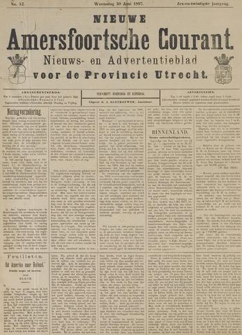 Nieuwe Amersfoortsche Courant 1897-06-30