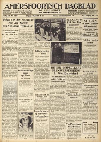 Amersfoortsch Dagblad / De Eemlander 1939-05-16