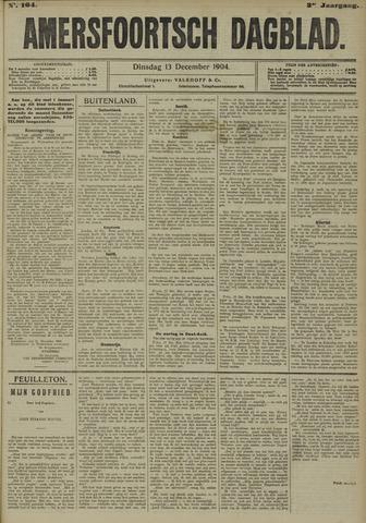 Amersfoortsch Dagblad 1904-12-13