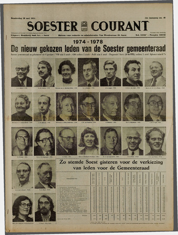 Soester Courant 1974-05-30