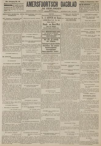 Amersfoortsch Dagblad / De Eemlander 1927-09-16