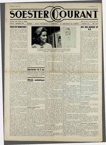 Soester Courant 1962-07-06
