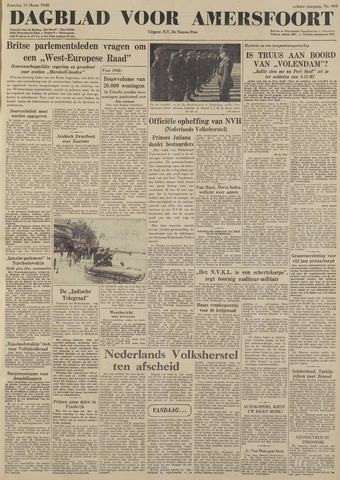 Dagblad voor Amersfoort 1948-03-13