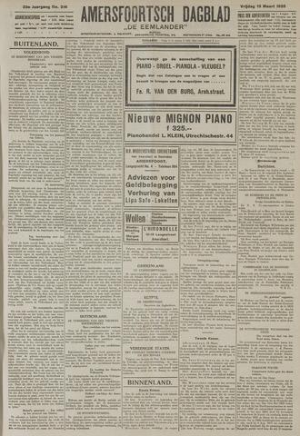 Amersfoortsch Dagblad / De Eemlander 1925-03-13