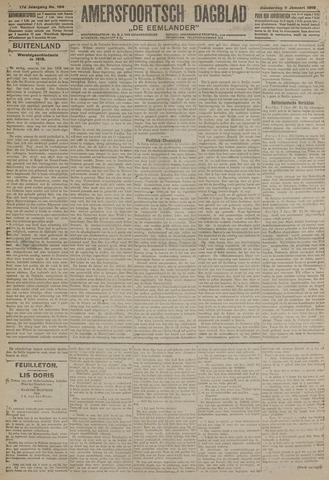 Amersfoortsch Dagblad / De Eemlander 1919-01-09