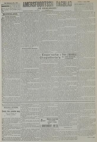 Amersfoortsch Dagblad / De Eemlander 1921-04-01
