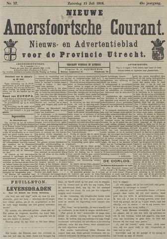 Nieuwe Amersfoortsche Courant 1916-07-15