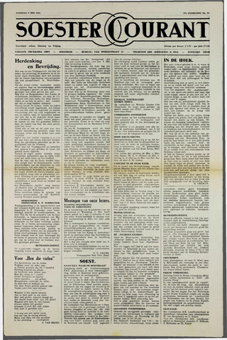 Soester Courant 1951-05-08