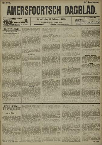 Amersfoortsch Dagblad 1908-02-13