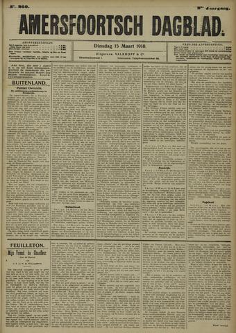 Amersfoortsch Dagblad 1910-03-15