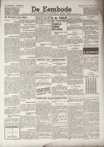 De Eembode 1937-06-11