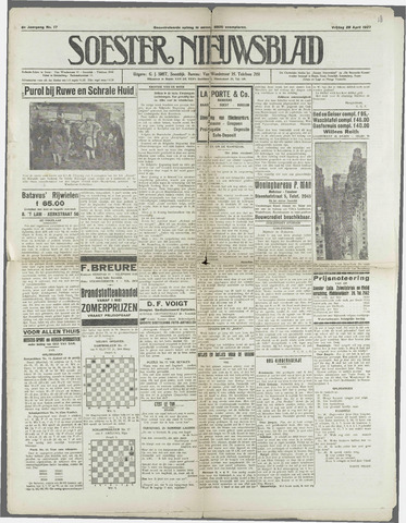 Soester Courant 1927-04-29