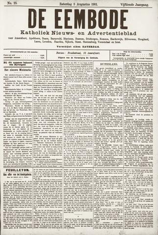 De Eembode 1901-08-03