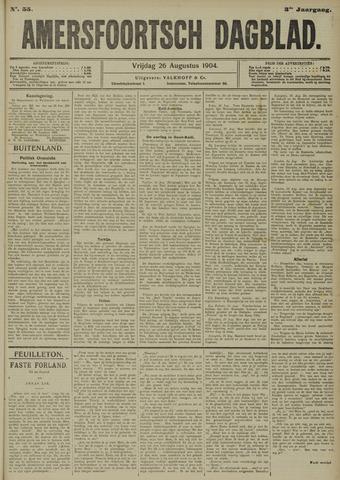 Amersfoortsch Dagblad 1904-08-26