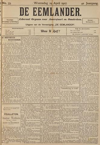 De Eemlander 1907-04-24