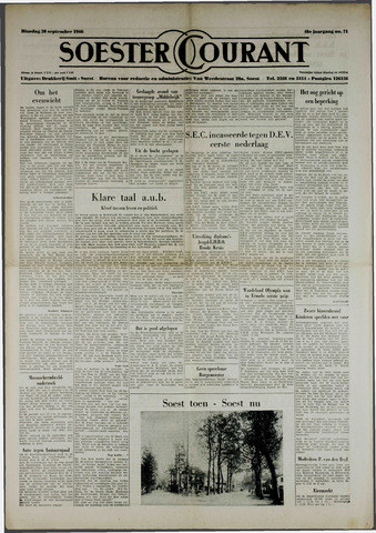Soester Courant 1966-09-20