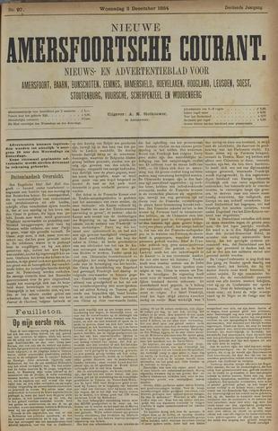 Nieuwe Amersfoortsche Courant 1884-12-03