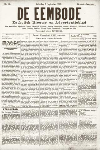 De Eembode 1893-09-02