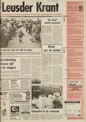 Leusder Krant 1992-04-08