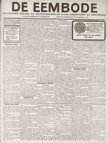 De Eembode 1918-08-09
