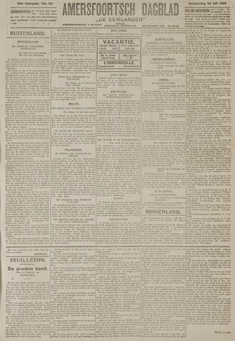 Amersfoortsch Dagblad / De Eemlander 1925-07-23