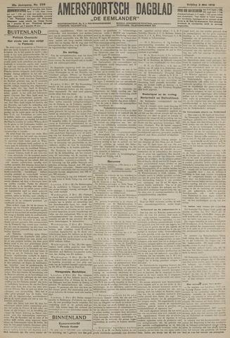 Amersfoortsch Dagblad / De Eemlander 1918-05-03