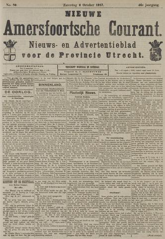 Nieuwe Amersfoortsche Courant 1917-10-06