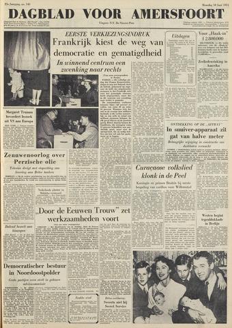 Dagblad voor Amersfoort 1951-06-18