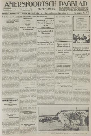 Amersfoortsch Dagblad / De Eemlander 1930-09-03