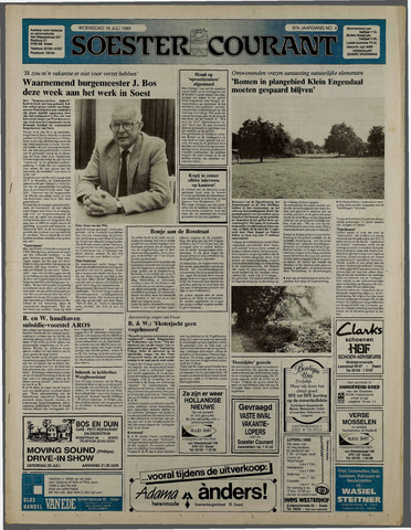 Soester Courant 1989-07-19